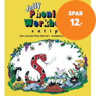 Produktbilde for Jolly Phonics Workbook 1 (BOK)