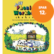 Produktbilde for Jolly Phonics Workbook 2 (BOK)