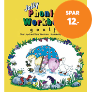 Produktbilde for Jolly Phonics Workbook 3 (BOK)