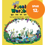 Produktbilde for Jolly Phonics Workbook 7 (BOK)