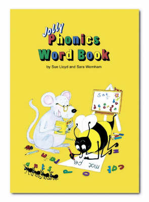 Jolly Phonics Word Book (BOK)