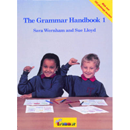 Produktbilde for The Grammar 1 Handbook - In Precursive Letters (British English edition) (BOK)