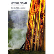 David Nash at Yorkshire Sculpture Park Exhibition Guide (BOK)
