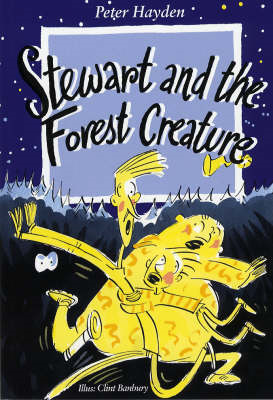Stewart and the Forrest Creature (BOK)