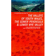 Gower, South Wales Valleys and Lower Wye: 21 All Terrain Routes (BOK)