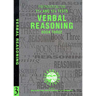 Preparation for 11+ and 12+ Tests: Book 3 - Verbal Reasoning (BOK)