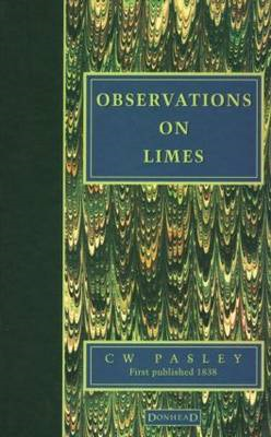Observations on Limes (BOK)