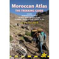 Moroccan Atlas the Trekking Guide: Includes Marrakech City Guide, 50 Trail Maps, 15 Town Plans, Plac (BOK)