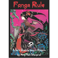 Fangs Rule: A Girls Guide to Being a Vampire (BOK)