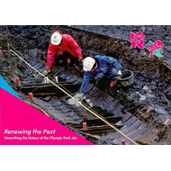 Renewing the Past: Unearthing the History of the Olympic Park Site (BOK)