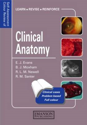 Clinical Anatomy: Self-Assessment Colour Review (BOK)