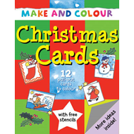 Make and Colour Christmas Cards (BOK)