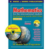 Pre Diploma SL and HL (MYP5 Plus): Mathematics for the International Student (BOK)