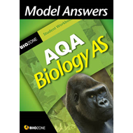 Model Answers AQA Biology as Student Workbook (BOK)