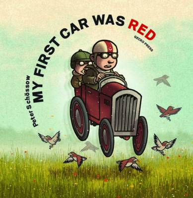 My First Car Was Red (BOK)