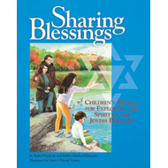Children's Stories for Exploring the Spirit of the Jewish Holidays (BOK)