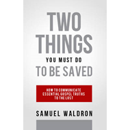 Two Things You Must Do to be Saved (BOK)