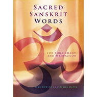 Sacred Sanskrit Words (BOK)