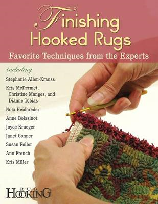 Finishing Hooked Rugs (BOK)