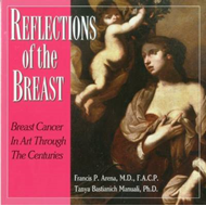Produktbilde for Reflections of the Breast (BOK)