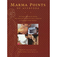 Marma Points of Ayurveda (BOK)