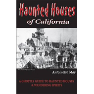 Haunted Houses of California (BOK)