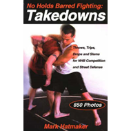 No Holds Barred Fighting, Takedowns (BOK)