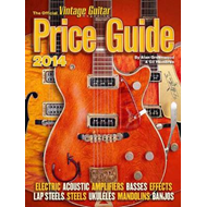 The Official Vintage Guitar Price Guide: 2014 (BOK)