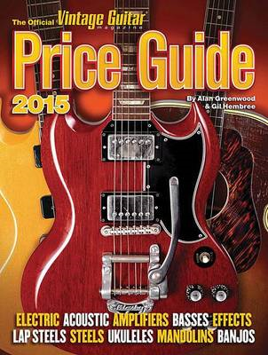 Official Vintage Guitar Price Guide (BOK)