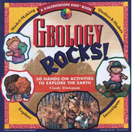 Geology Rocks!: 50 Hands-on Activities to Explore the Earth (BOK)