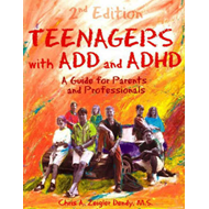 Teenagers with ADD and ADHD (BOK)