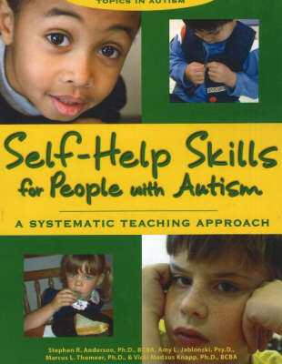 Self-Help Skills for People with Autism (BOK)
