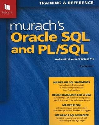 Murach's Oracle SQL and PL/SQL (BOK)