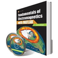 Fundamentals of Electromagnetics with MATLAB (BOK)