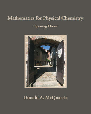 Mathematics for Physical Chemistry: Opening Doors (BOK)