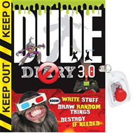 Dude Diary 3.0: Write Stuff (BOK)