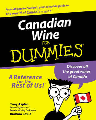 Canadian Wine For Dummies (BOK)