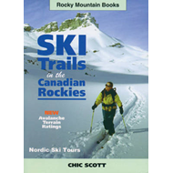 Ski Trails in the Canadian Rockies (BOK)