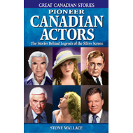 Pioneer Canadian Actors (BOK)