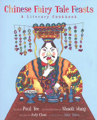 Chinese Fairy Tale Feasts (BOK)