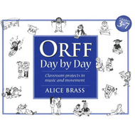 Orff Day by Day (BOK)