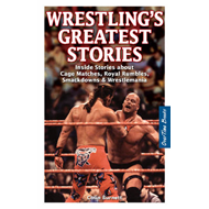 Wrestling's Greatest Stories (BOK)