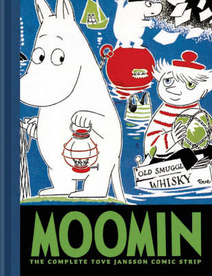 Moomin Book Three (BOK)