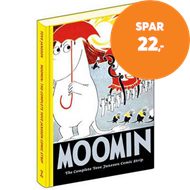 Produktbilde for Moomin Book Four - The complete Tove Jansson Comic Strip (BOK)