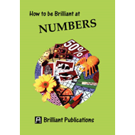 How to be Brilliant at Numbers (BOK)