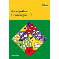 How to Sparkle at Counting to 10 (BOK)