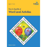 How to Sparkle at Word Level Activities (BOK)