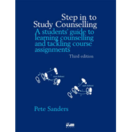 Step in to Study Counselling (BOK)