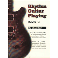 Rhythm Guitar Playing, Book 2 (BOK)