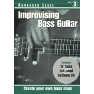 Improvising Bass Guitar (BOK)